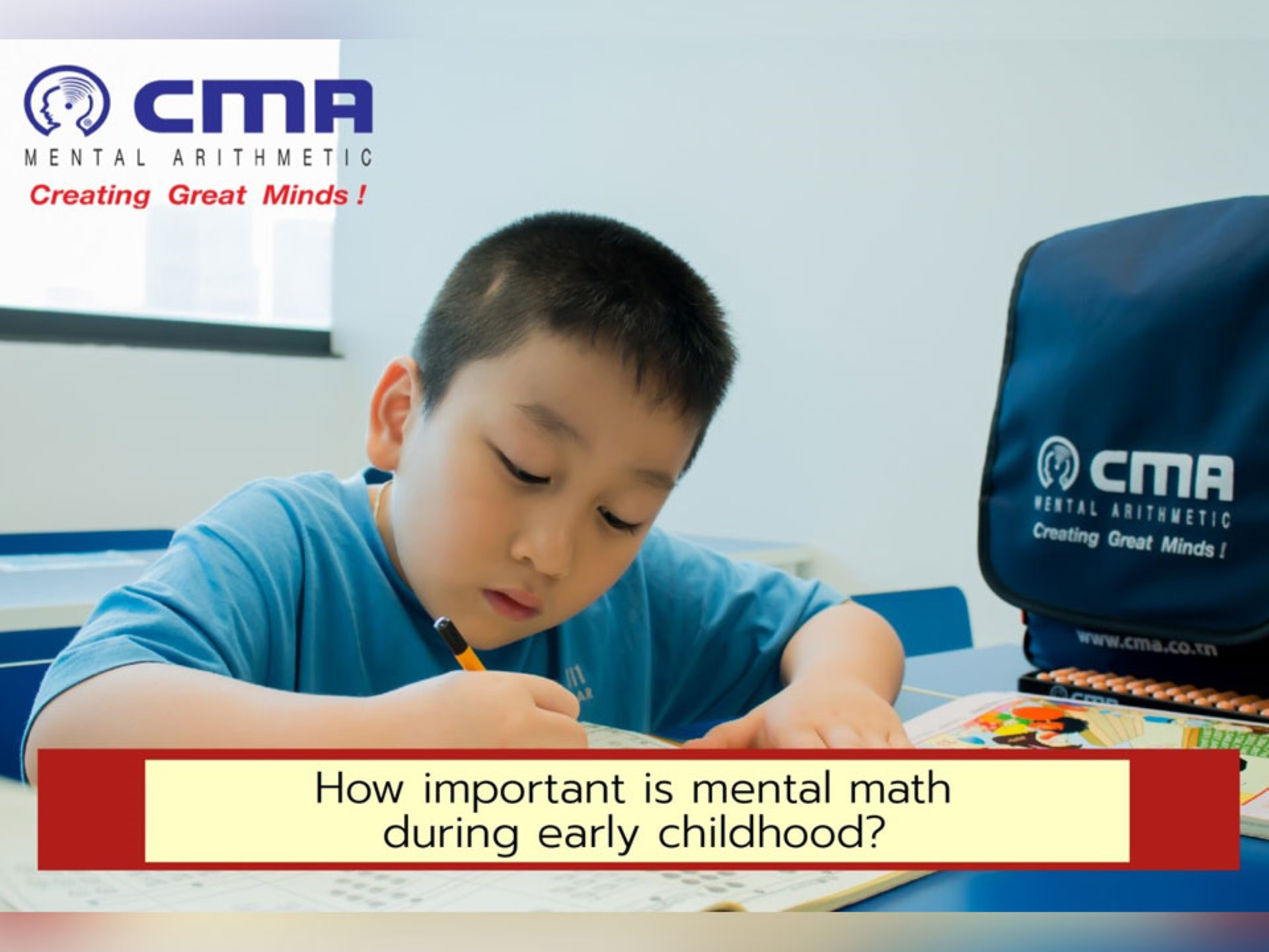 How important is mental math during early childhood?
