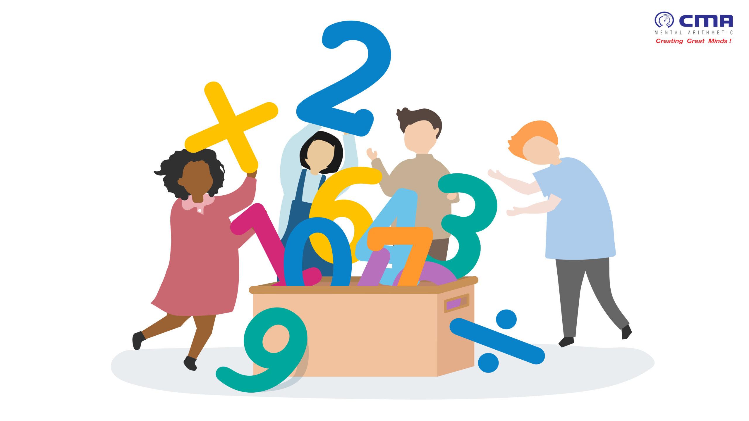 10 วิธีช่วยให้ลูกเก่ง คณิตศาสตร์