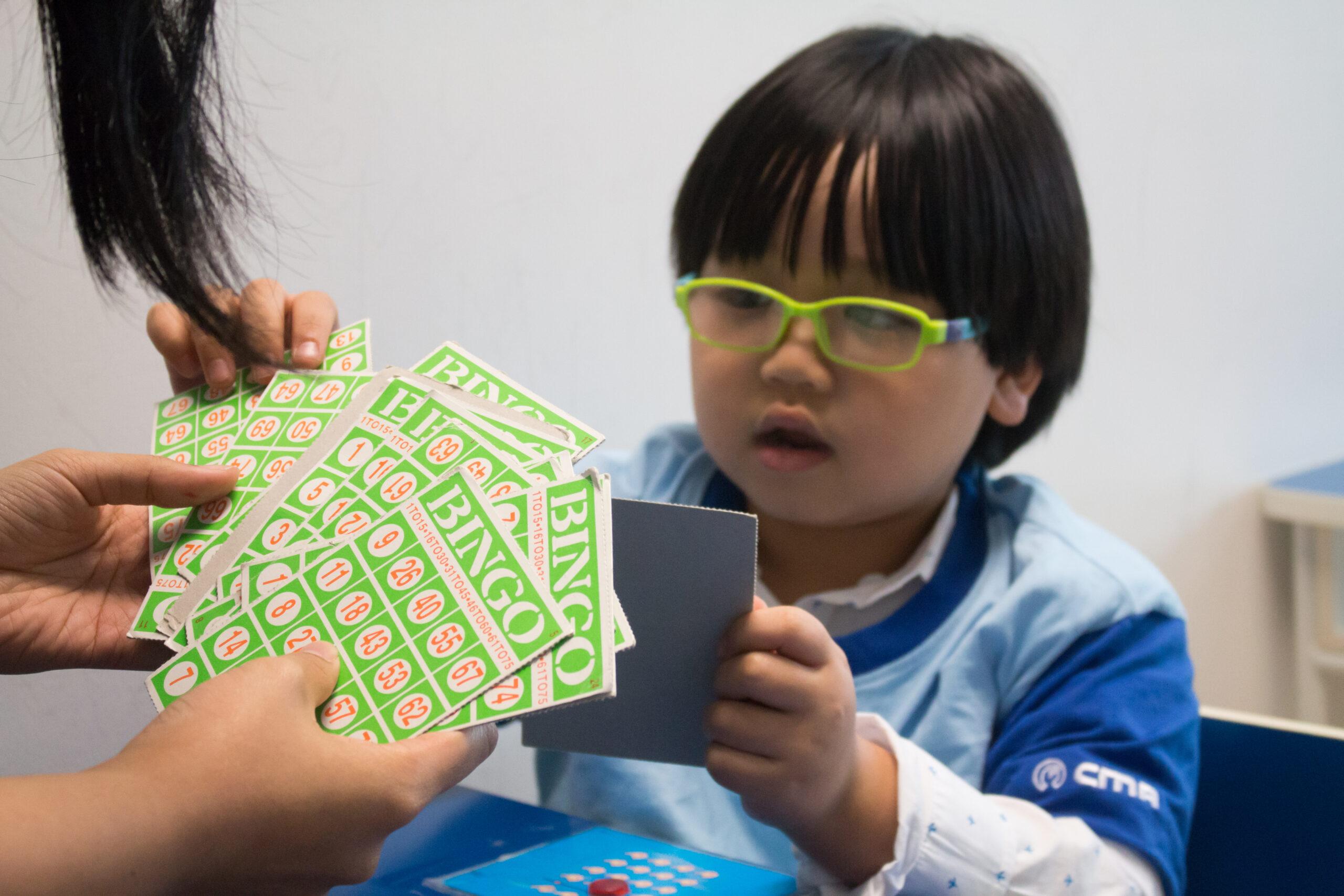 จินตคณิต หลักสูตรคิดเลขเร็ว ช่วยฝึกสมาธิให้เด็ก